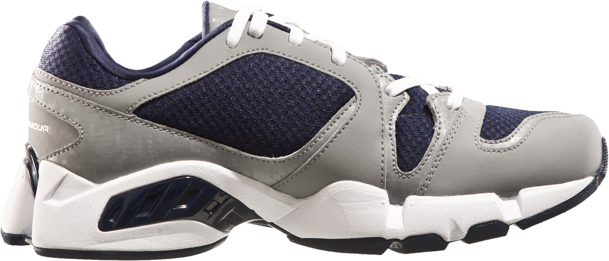 Boys' UA Strive Grade School Training Shoes, Midnight Navy