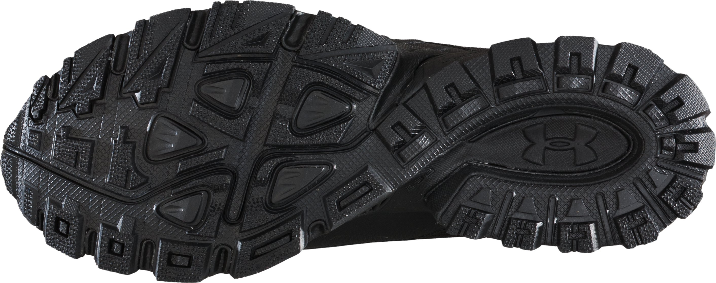 "Men's UA Valsetz 7"" Tactical Boots, Black"