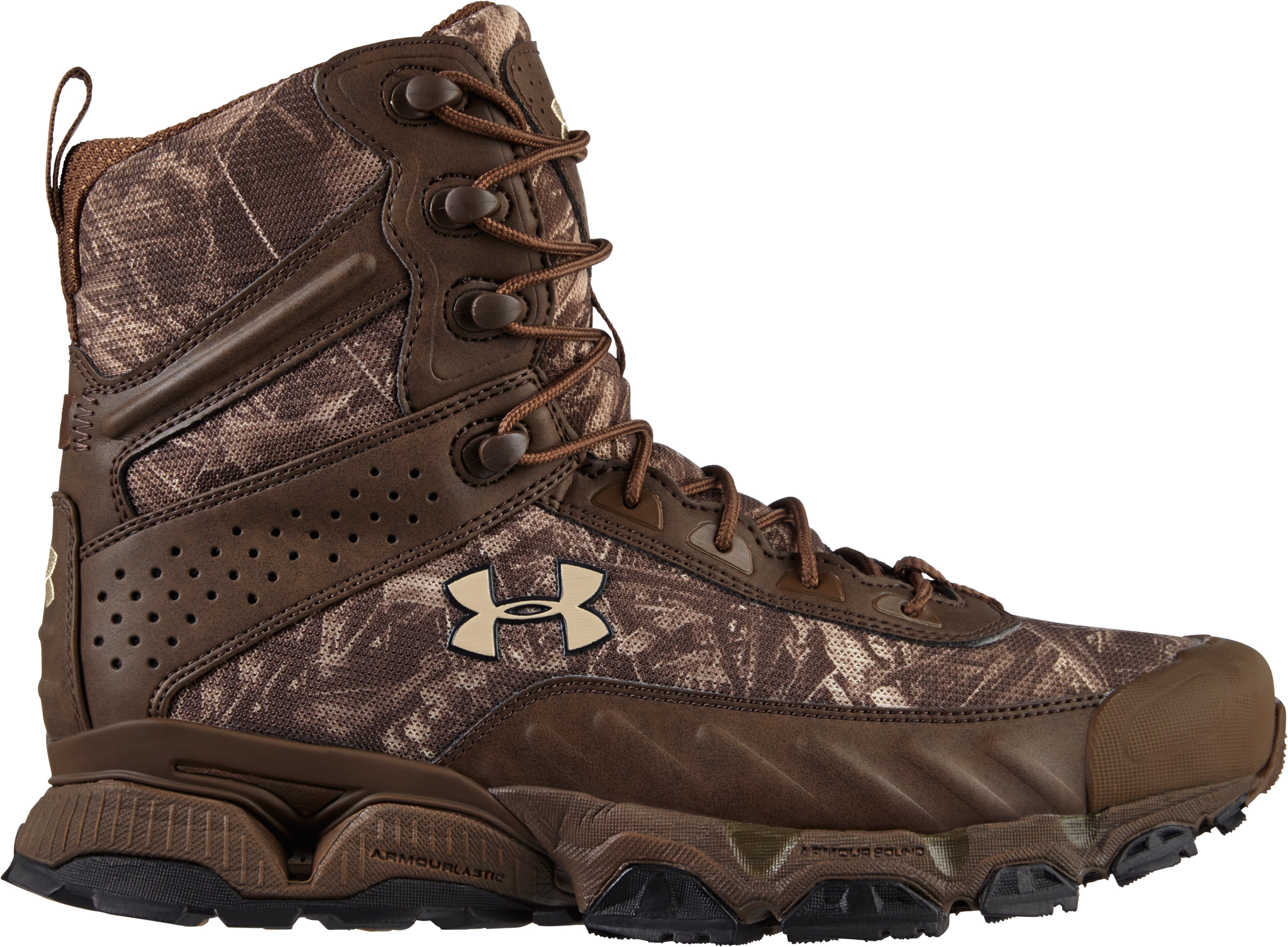 "Men's UA Valsetz 7"" Tactical Boots, Timber"
