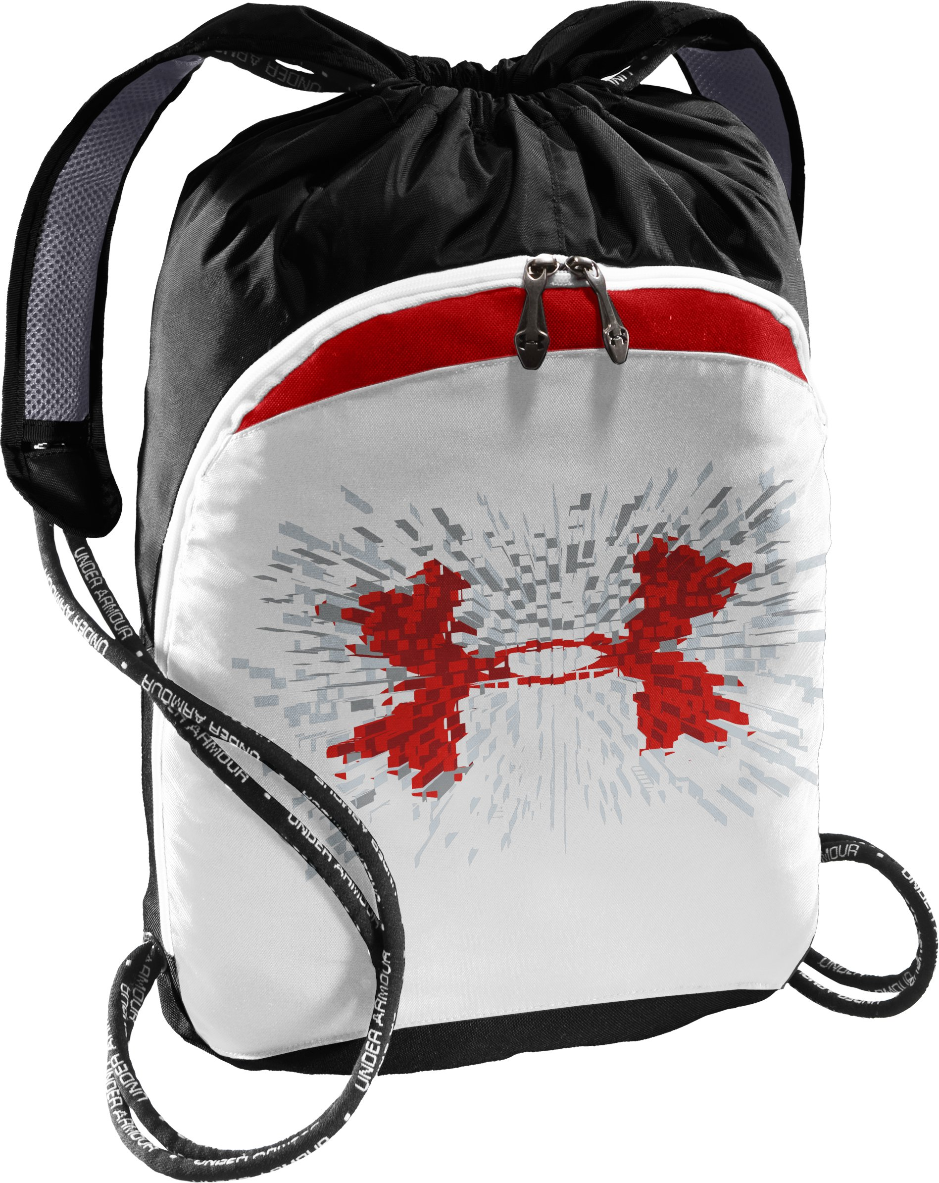 Armour Select® Sackpack 2.0, White, zoomed image