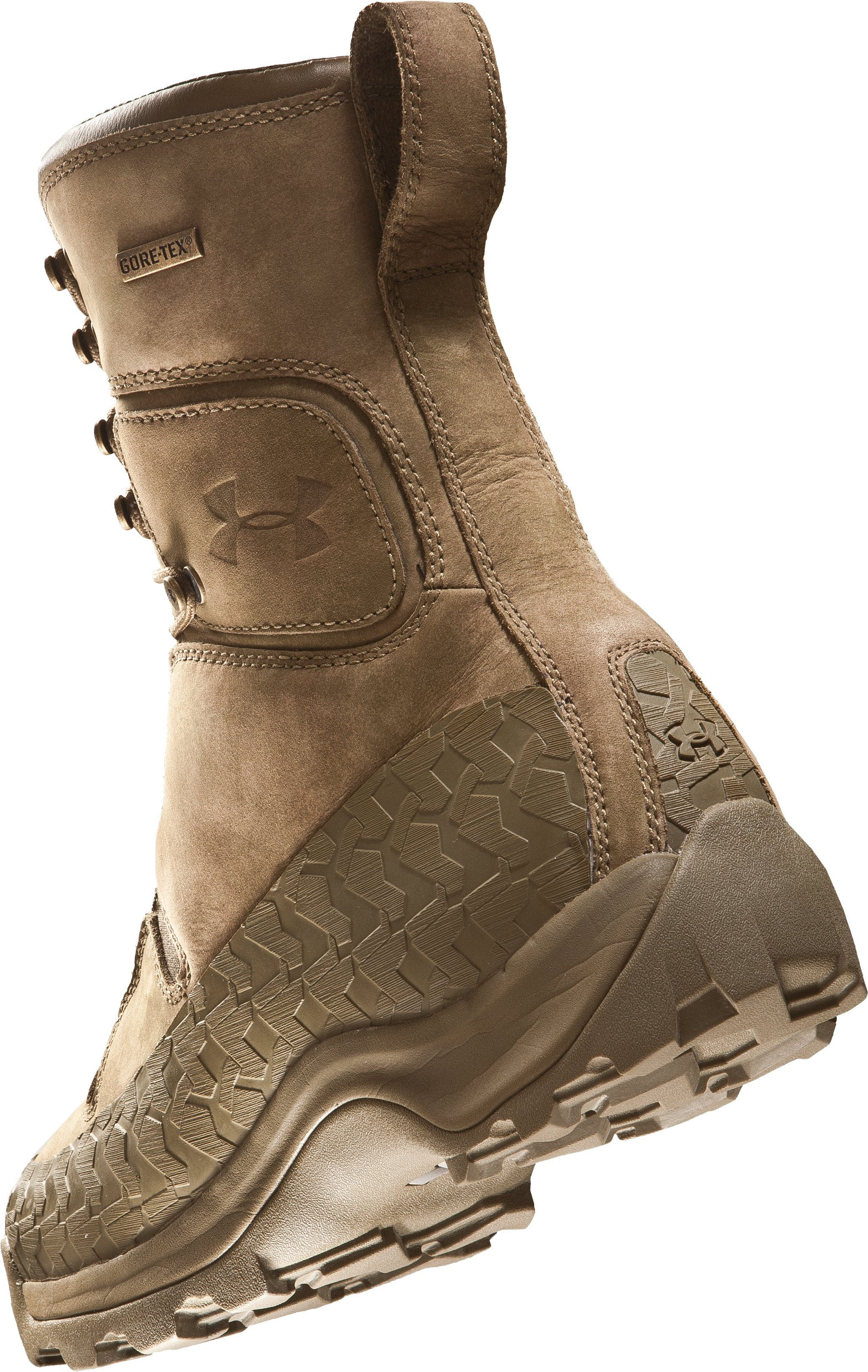 "Men's UA Siberia 10"" Hunting Boots, Military Olive"