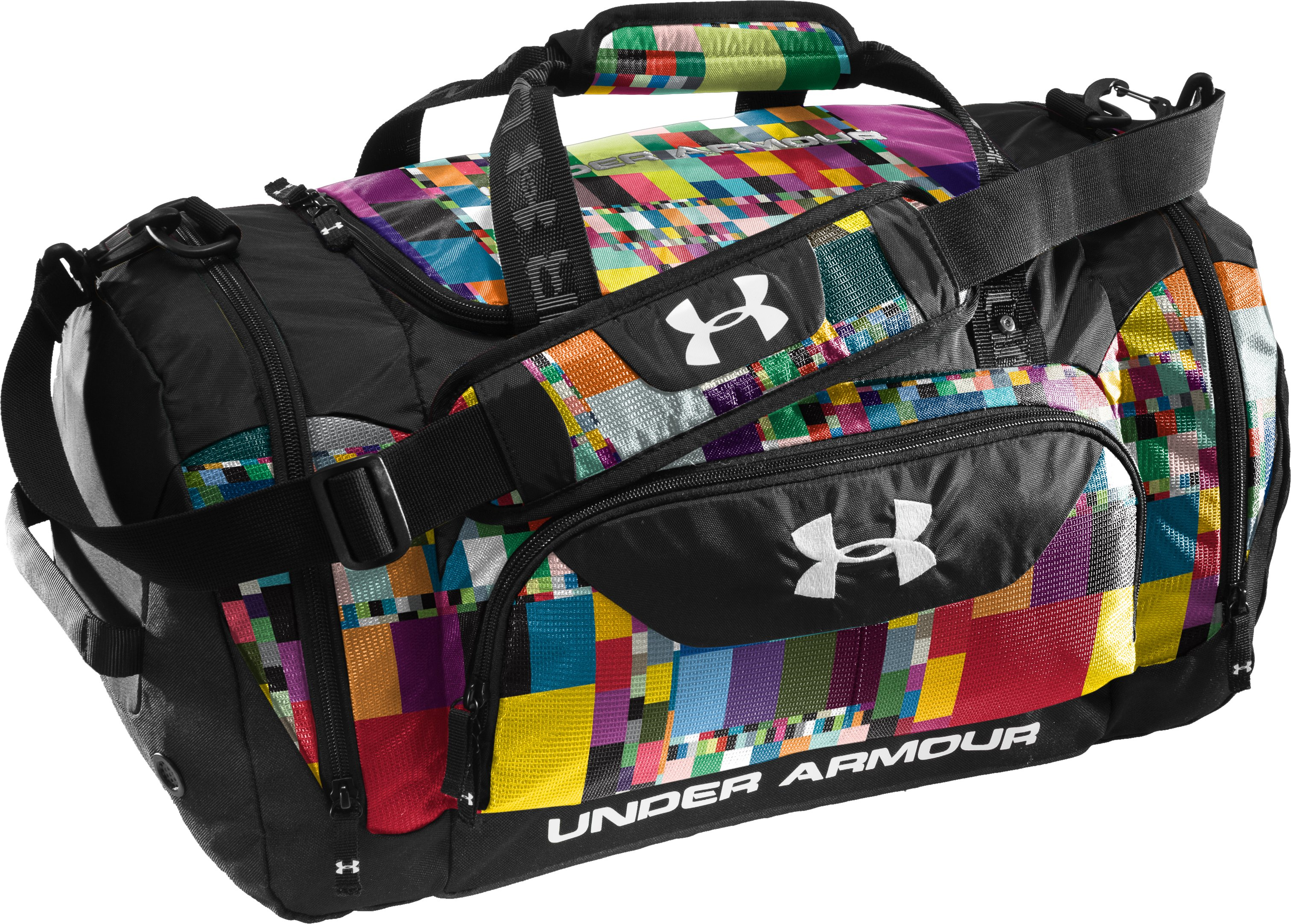 UA Paramount Duffel Bag, Black