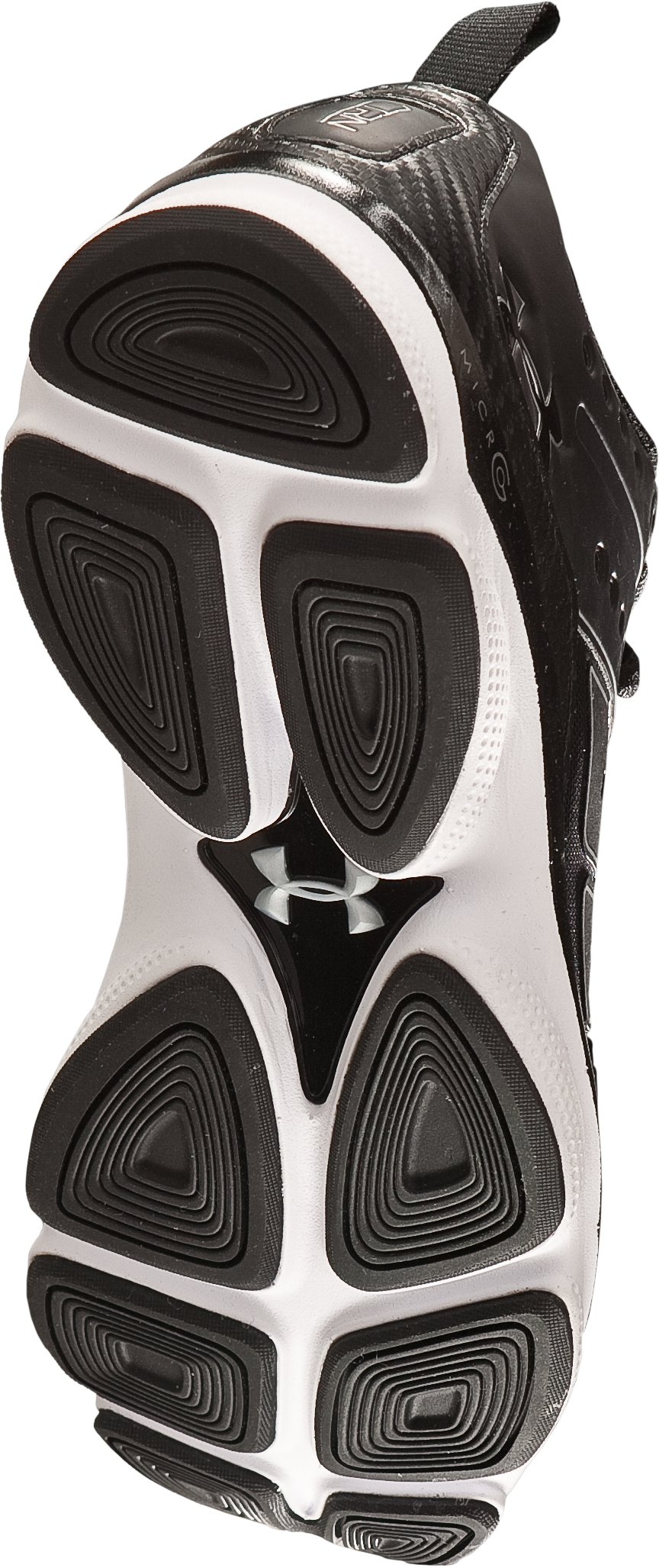 Men's UA Micro G® Pursuit Training Shoes, Black
