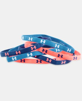 Best Seller Girls' UA Mini Headbands  1 Color $9.99