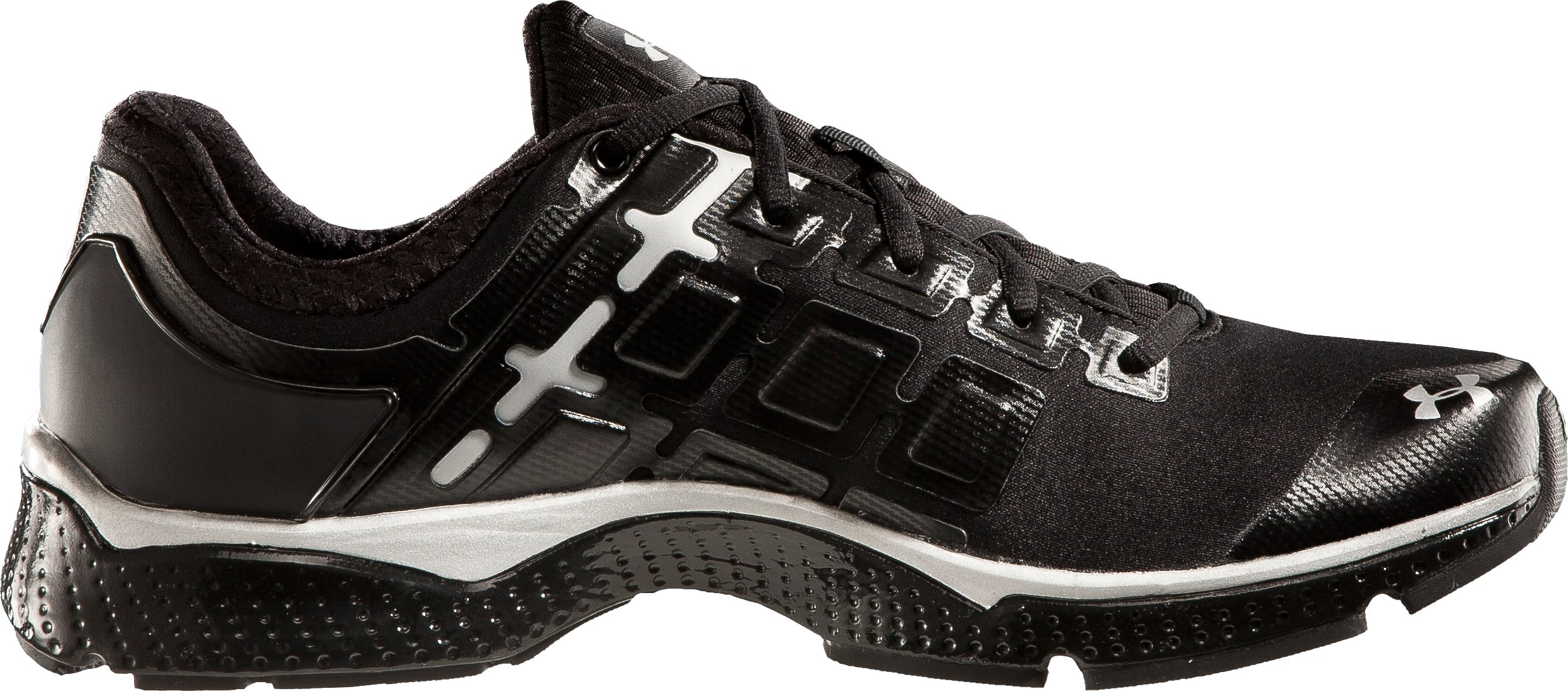 Men's UA Micro G® Split II Running Shoes, Black