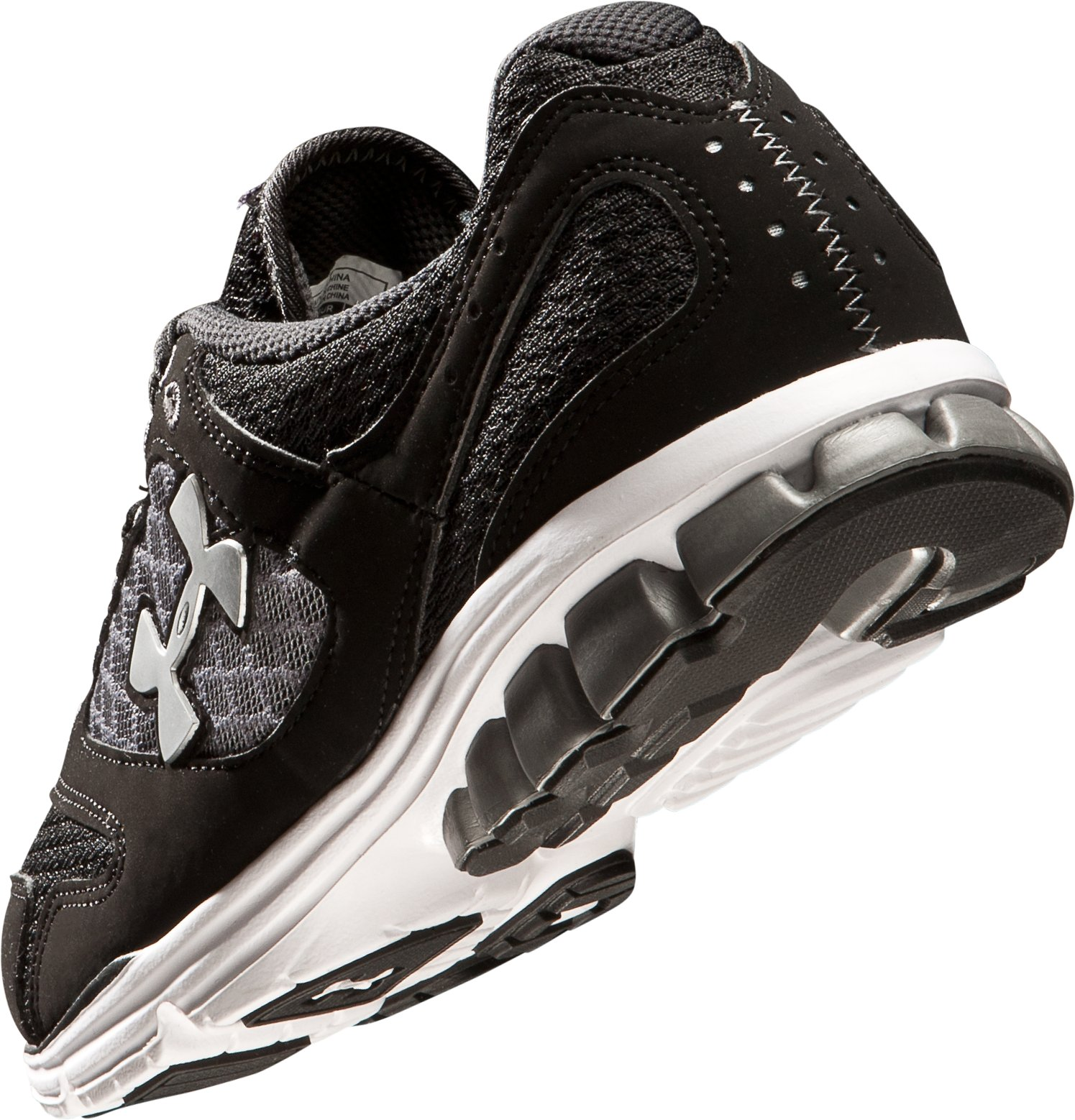 Men's UA Assert II Running Shoes, Black