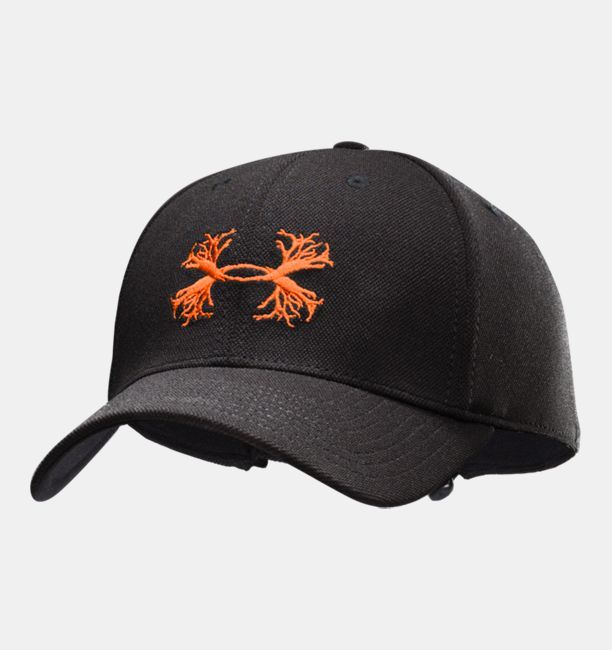 Men s UA Antler Logo Adjustable Cap  d06116e1226