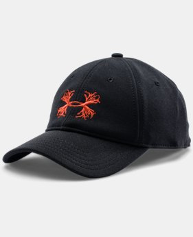 Men's UA Antler Logo Adjustable Cap