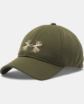 Men's UA Antler Logo Adjustable Cap   $11.99 to $14.99