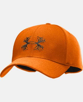 Men's UA Antler Logo Adjustable Cap  1 Color $18.99
