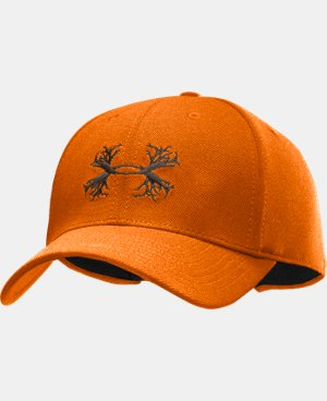 Men's UA Antler Logo Adjustable Cap LIMITED TIME: FREE SHIPPING 1 Color $18.99
