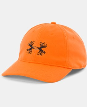 Men's UA Antler Logo Adjustable Cap  1 Color $11.99 to $14.99