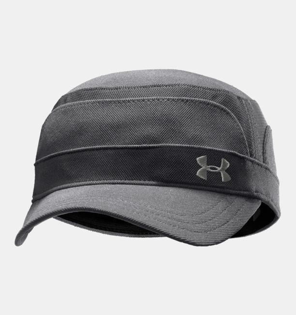 Men s UA Stretch Military Cap  90520c0950c