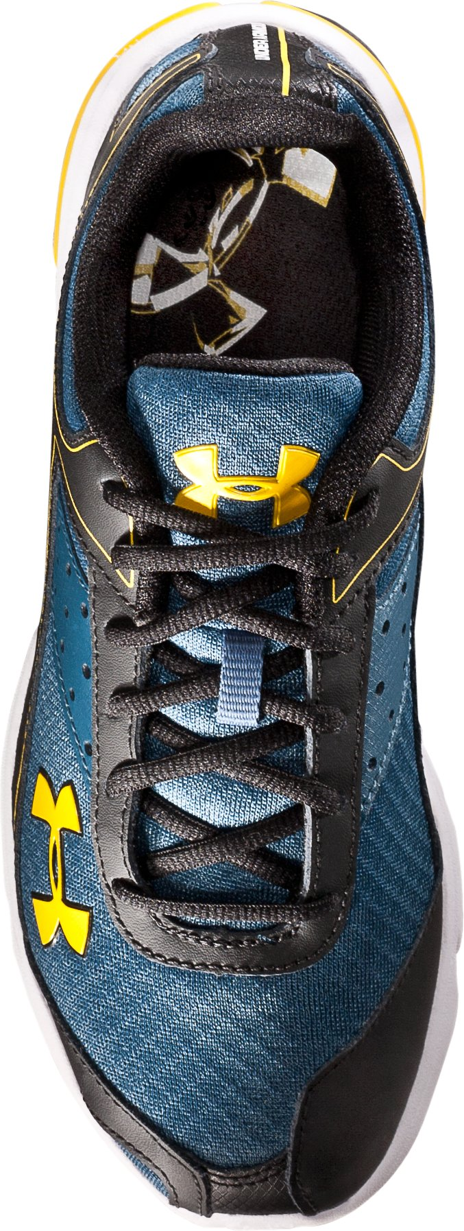 Boys' Armour® Dash Grade School Running Shoes, Wham, undefined