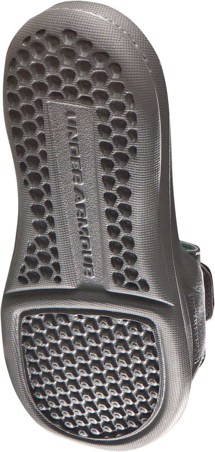 Women's UA Ignite IV Slides, Graphite