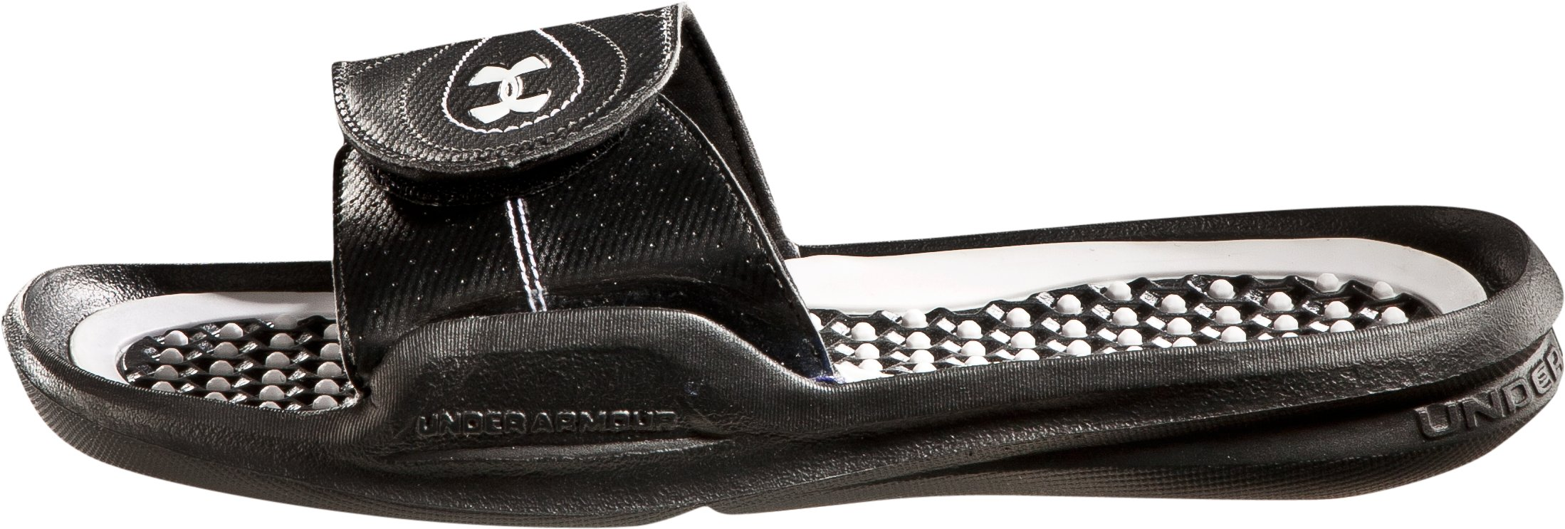 Women's Playmaker IV Slide, Black , zoomed image