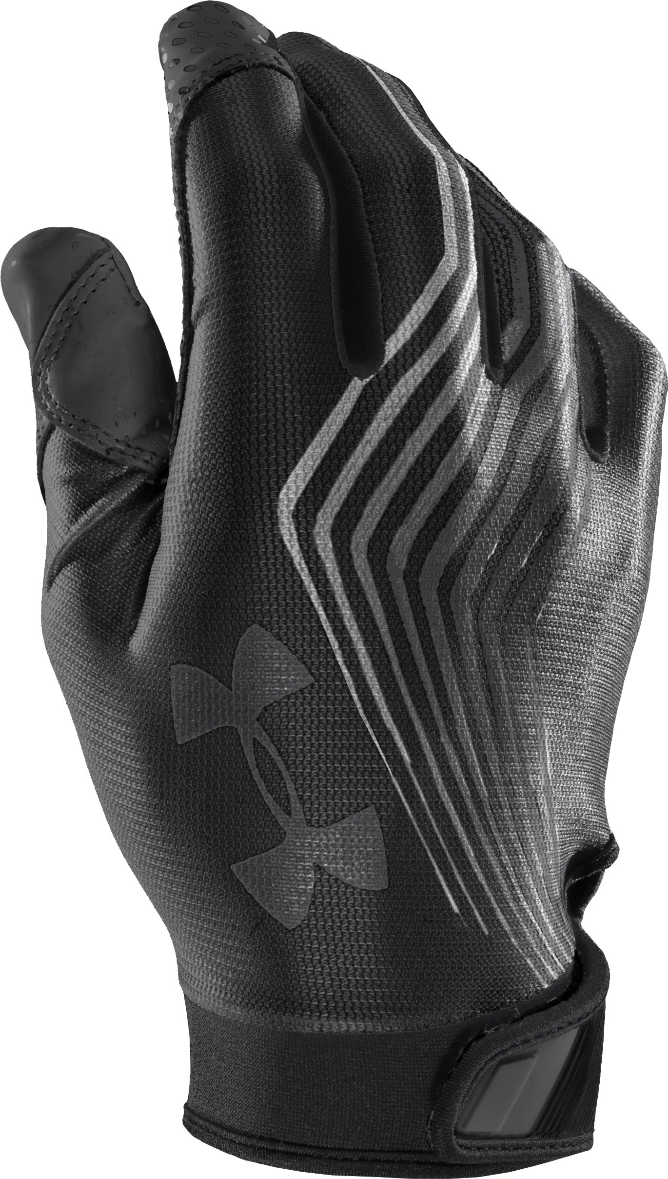 Men's UA Blur II Gloves, Black