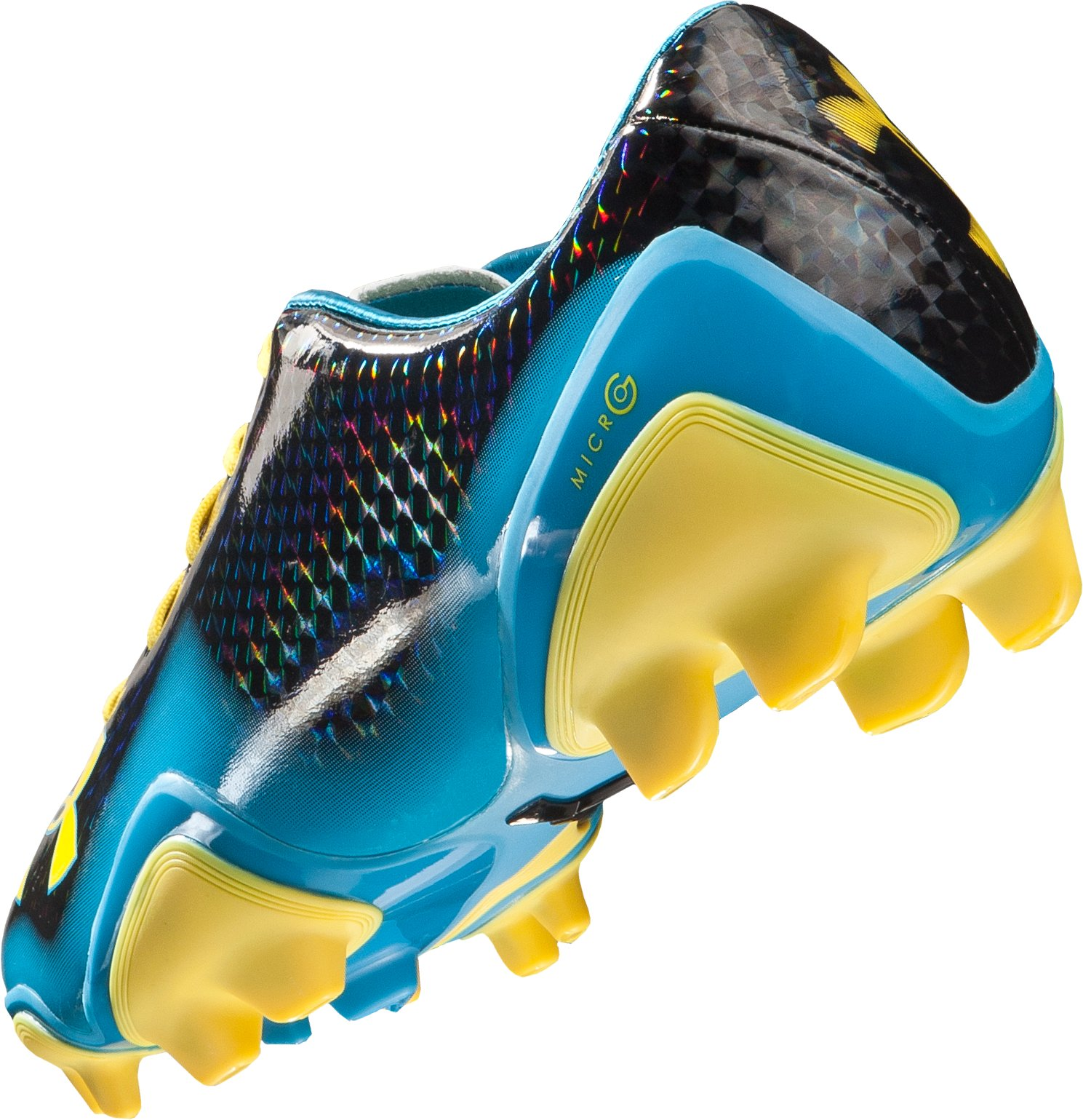 Men's UA Blur II Soccer Cleats, Black