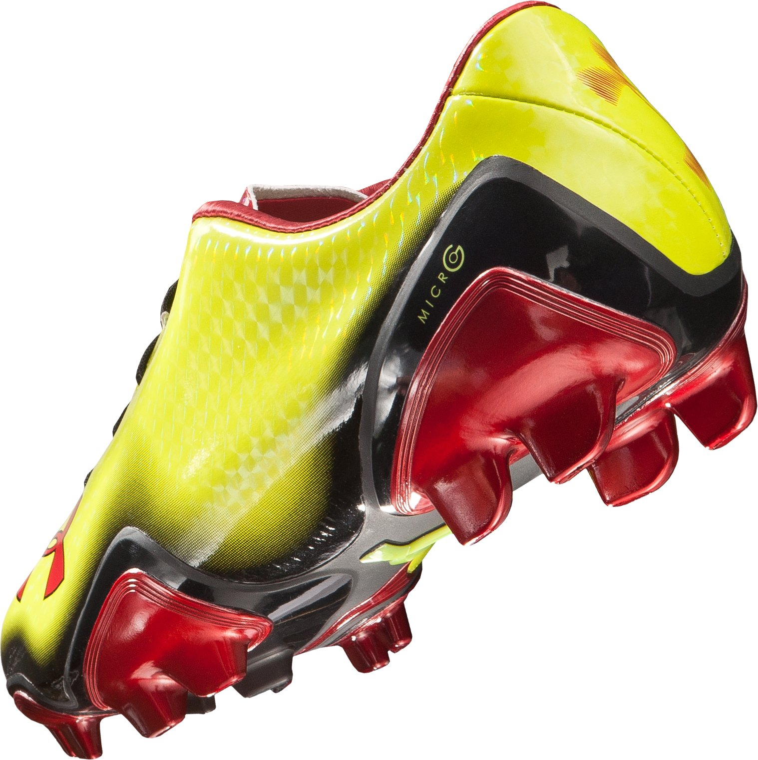 Men's UA Blur II Soccer Cleats, Velocity, undefined