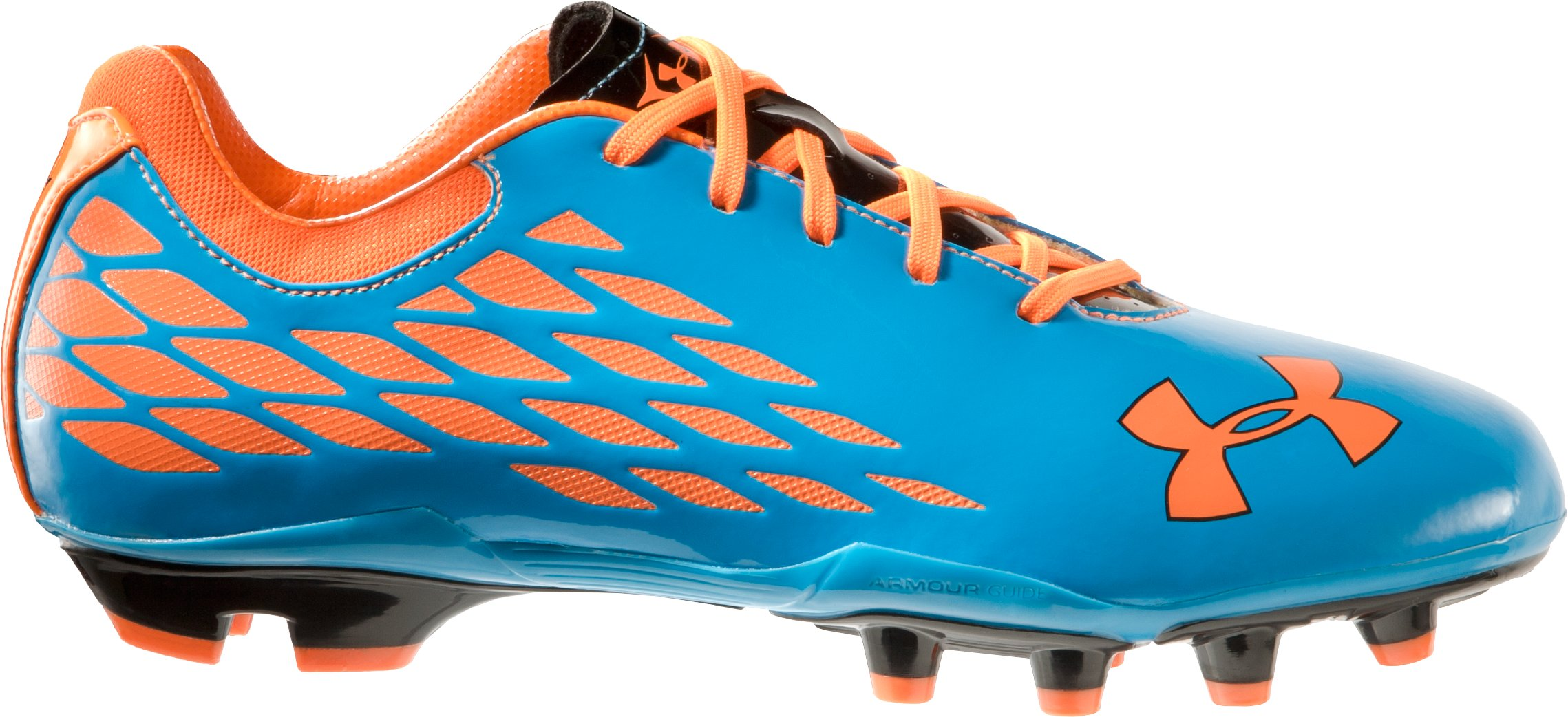 Men's UA Force II FG Soccer Cleats, Capri,