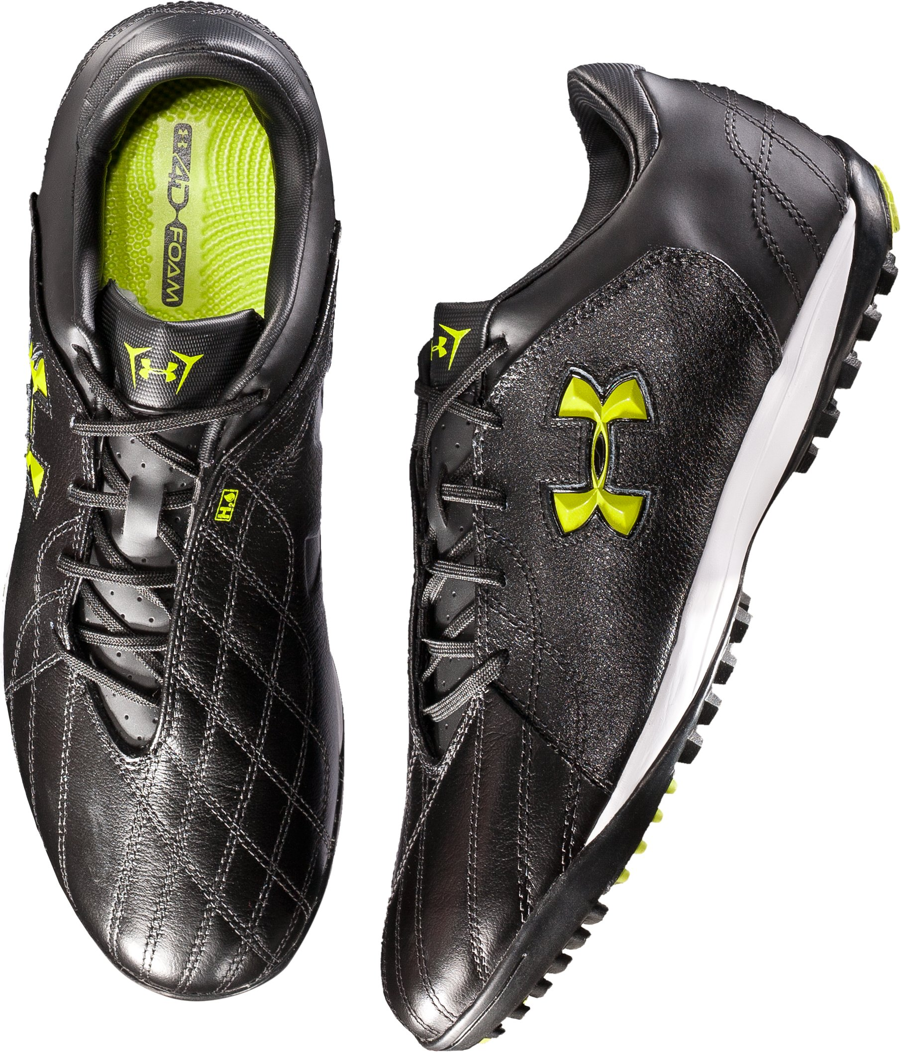 Men's UA Striker TR Soccer Shoes, Black