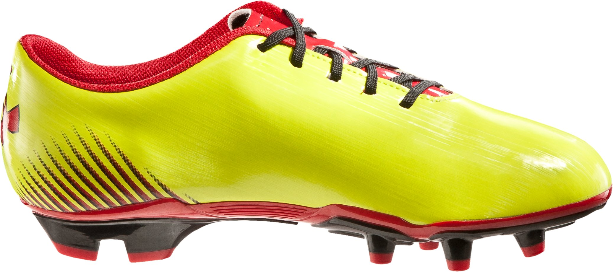 Youth UA Blur Challenge II FG Soccer Cleats, Velocity