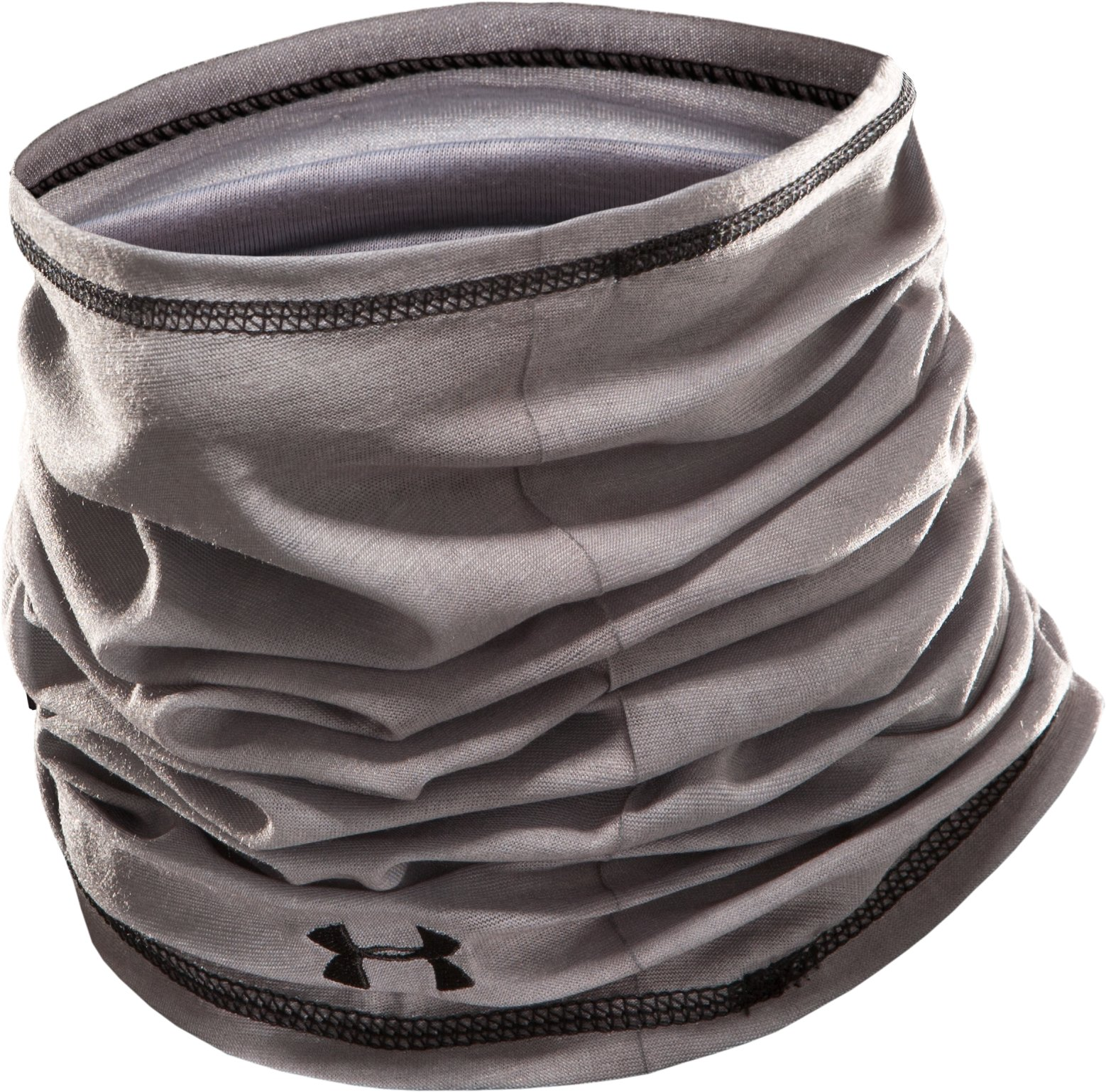 Men's UA Armour™ Fish Neck Gaiter, Storm, zoomed image