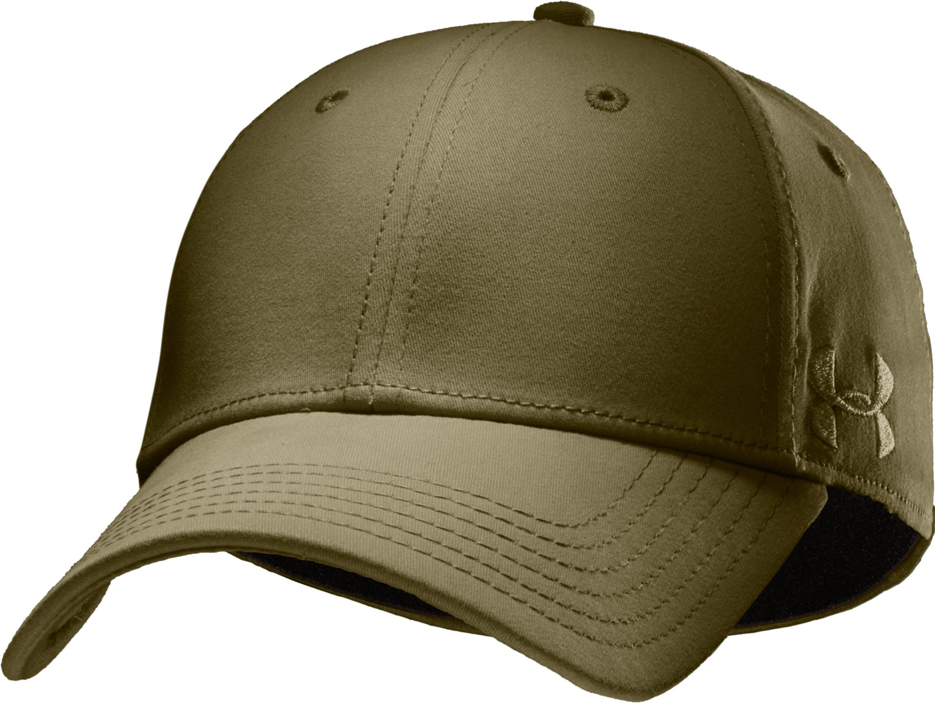 Men's UA Tactical PD Cap, Marine OD Green, zoomed image