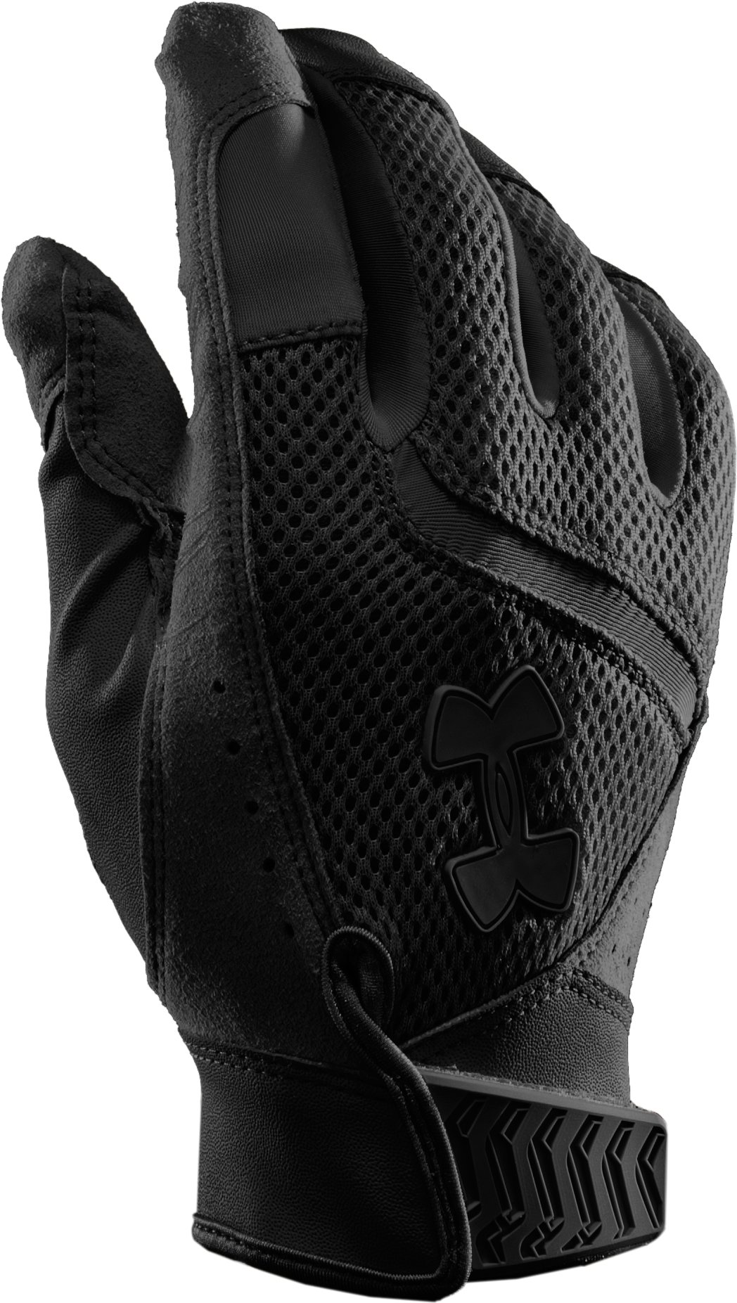 Men's Tactical Summer Blackout Glove, Black