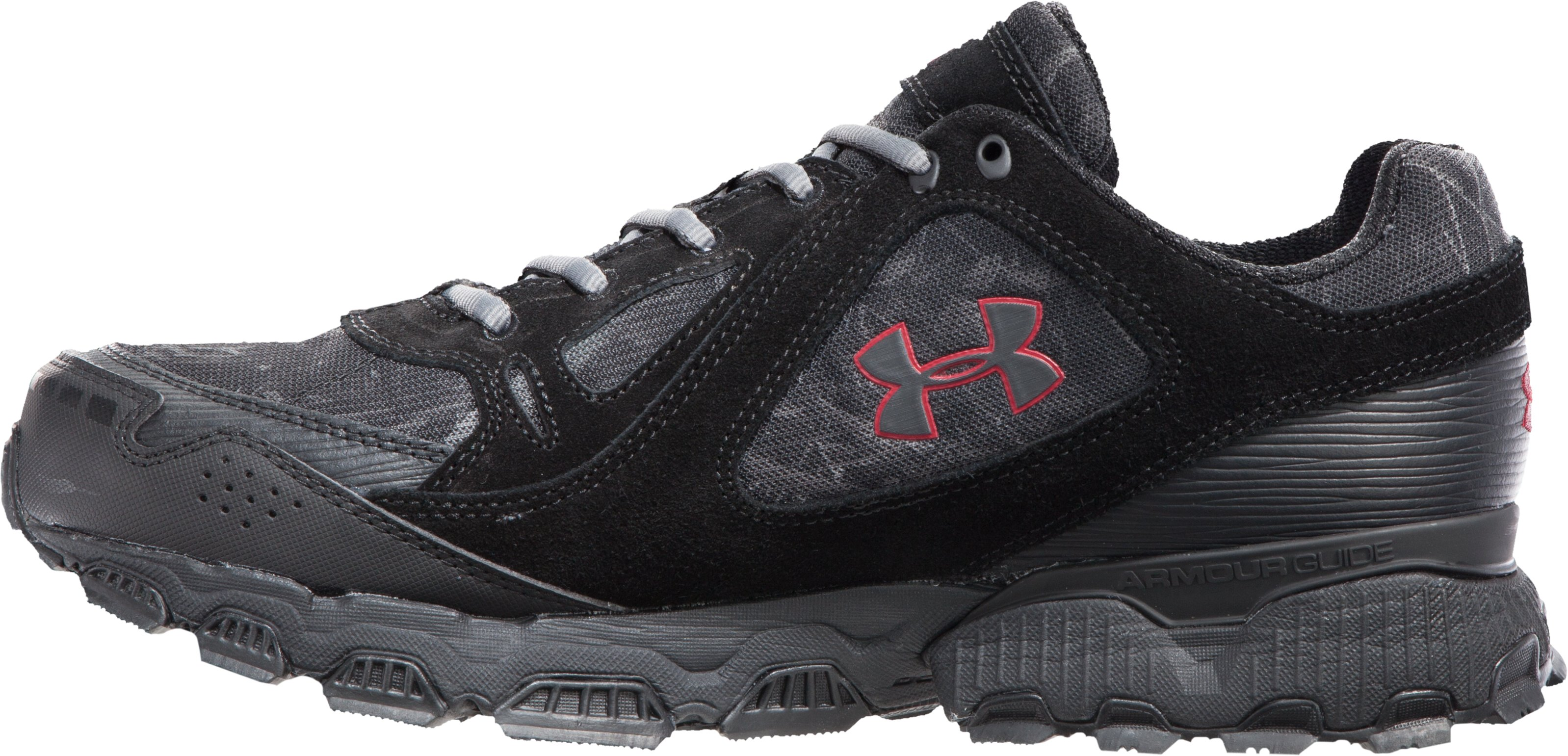 Men's Chetco II Trail Running Shoes, Black
