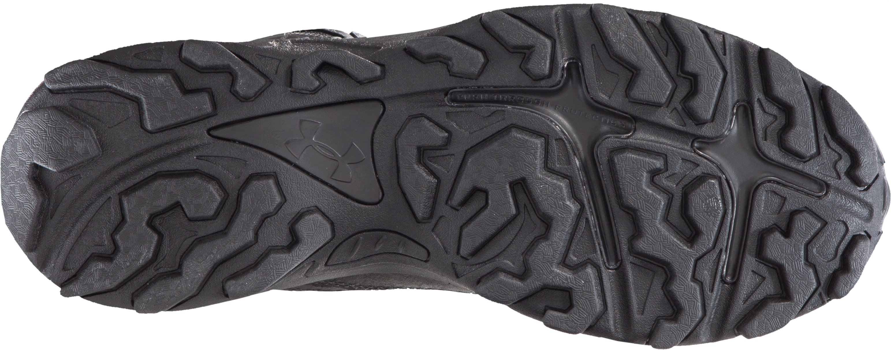 "Men's UA Speed Freek 7"" Boots, Black"