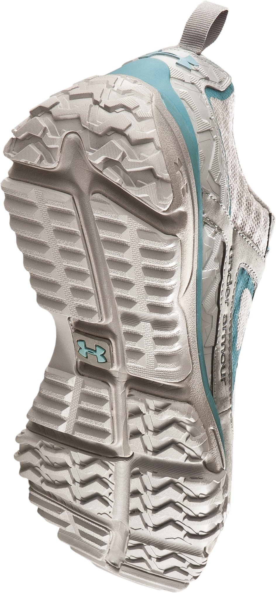 Women's UA Ridge Scan Off Road Trail Shoes, Cosmos,