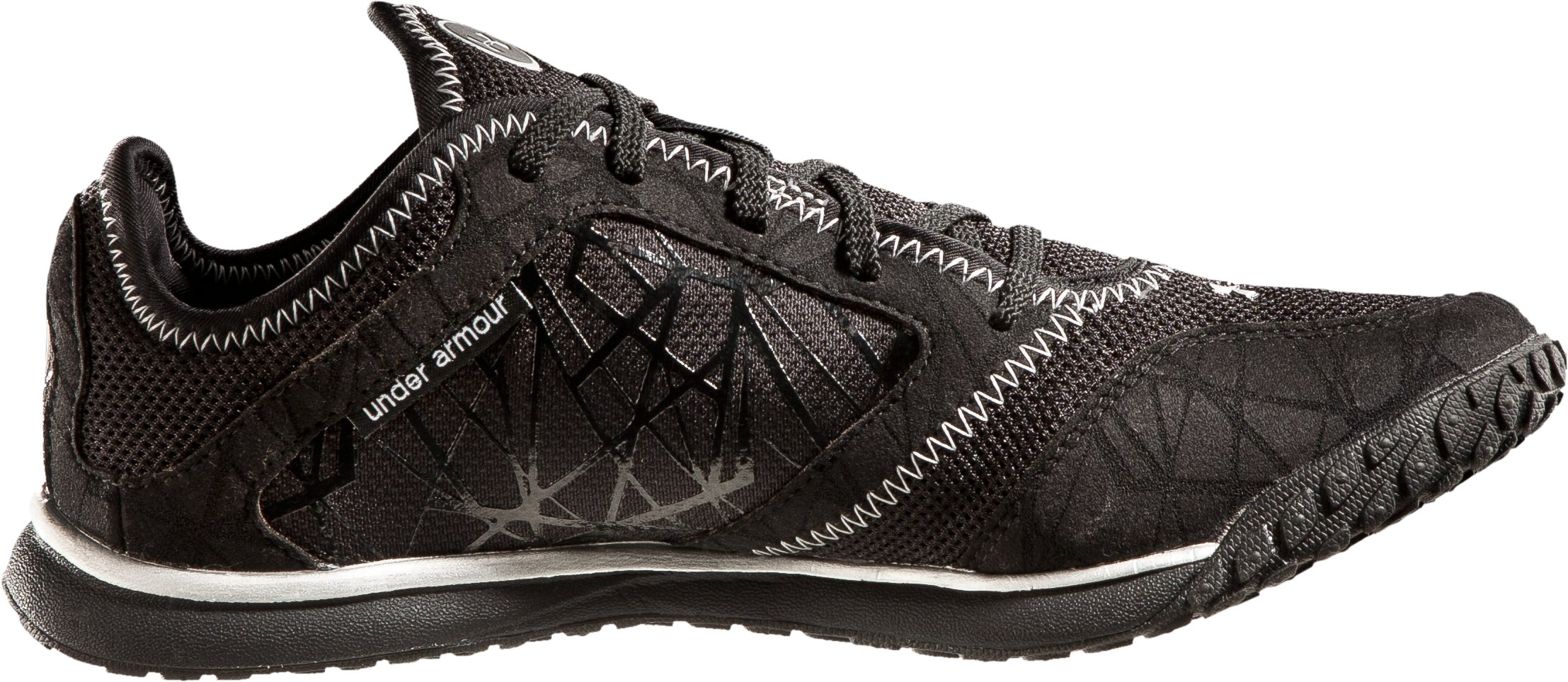 Women's UA Go Running Shoes, Black , zoomed image