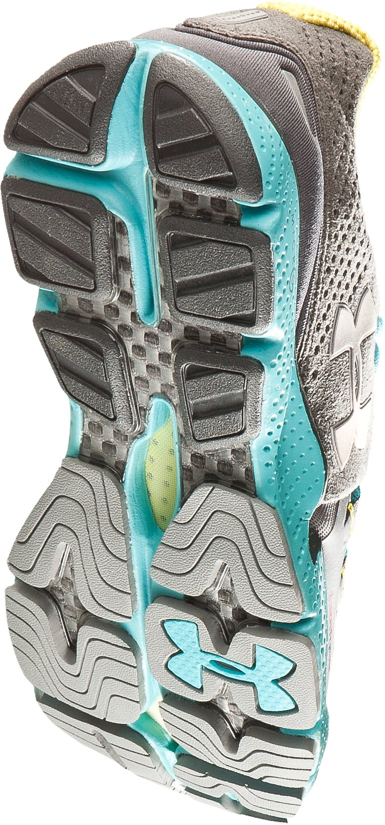 Women's UA Charge RC Running Shoes, Steel,