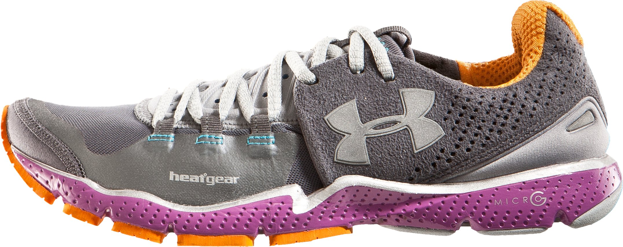 Women's UA Charge RC Running Shoes, Graphite, undefined