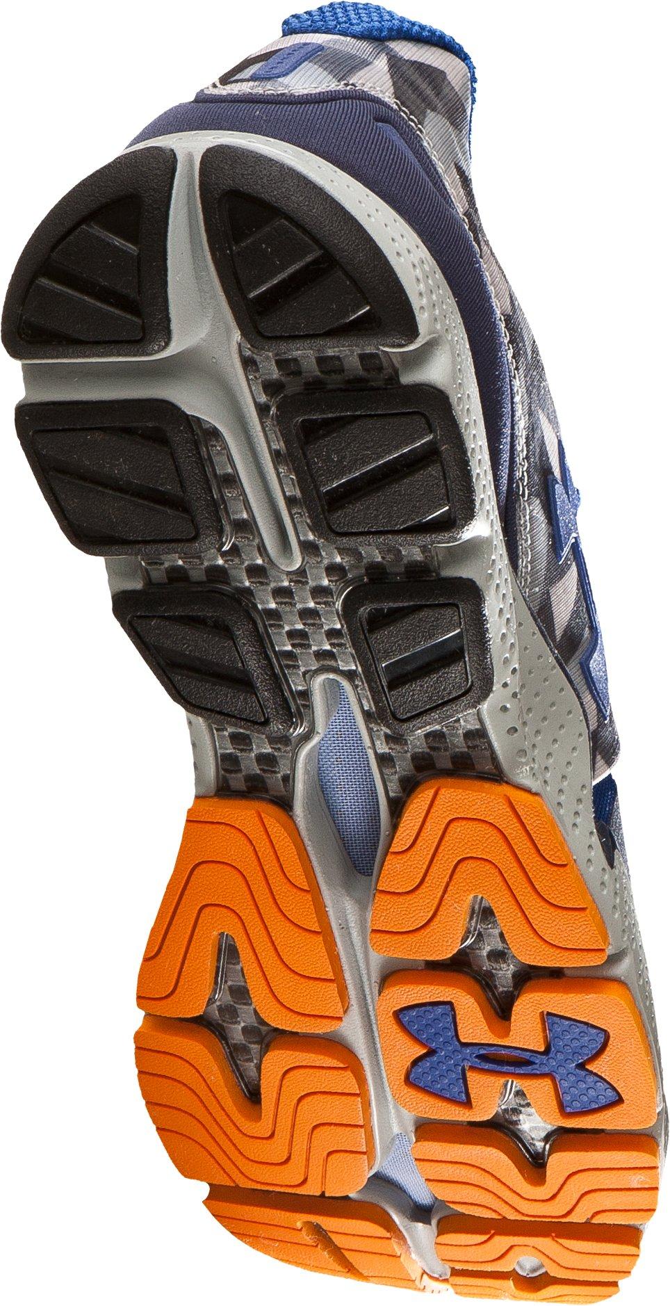 Men's UA Charge RC Running Shoes, Royal,