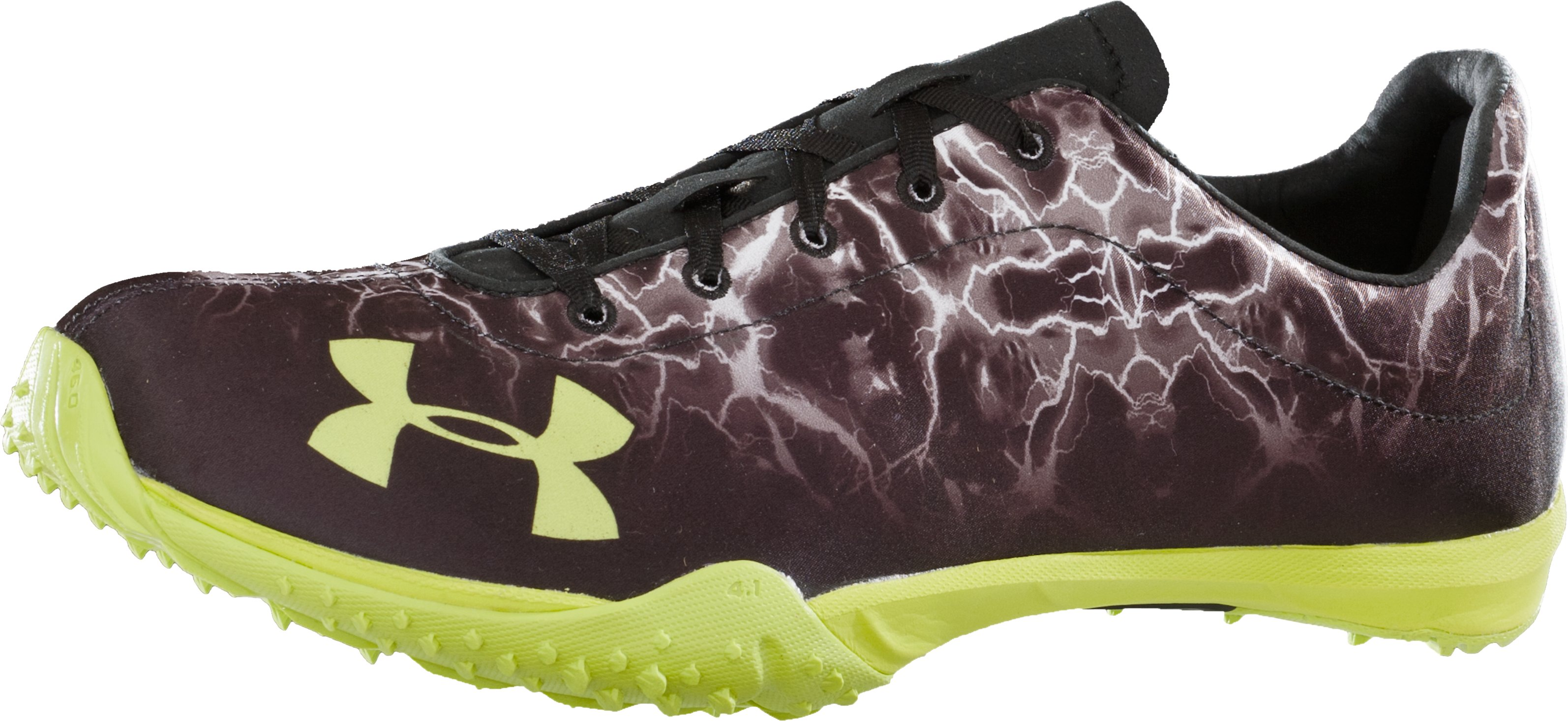 Men's UA Blur II Combine® Shoe, Black