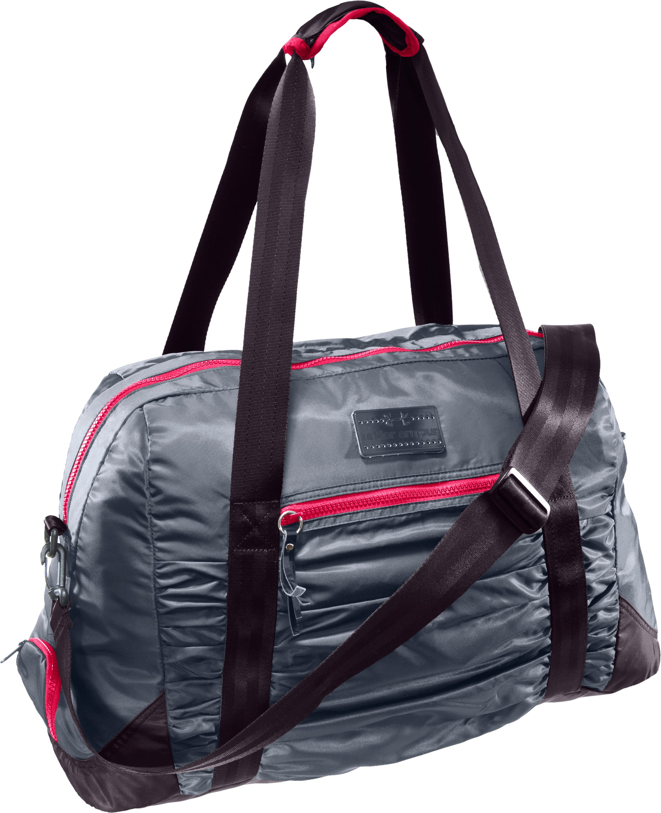 UA Shatter Gym Tote, Steel, undefined