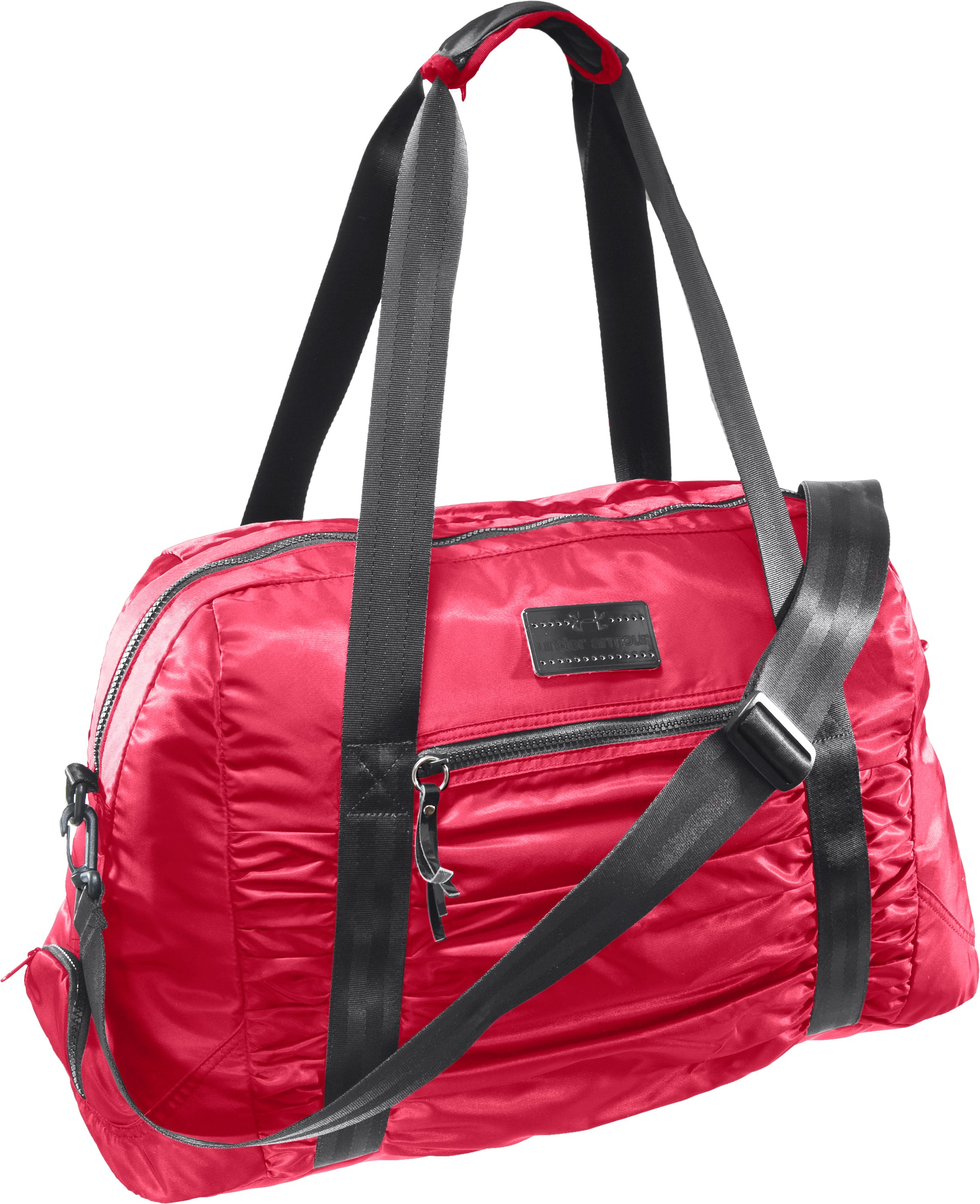 UA Shatter Gym Tote, Hibiscus