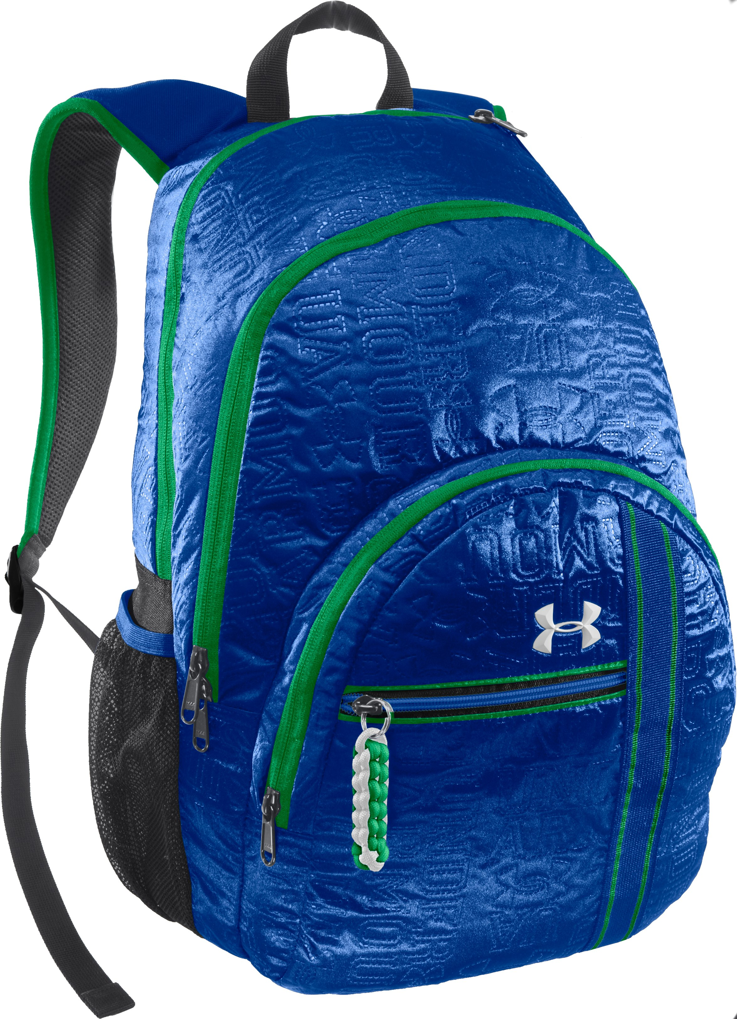 UA Charm City Backpack, Moon Shadow
