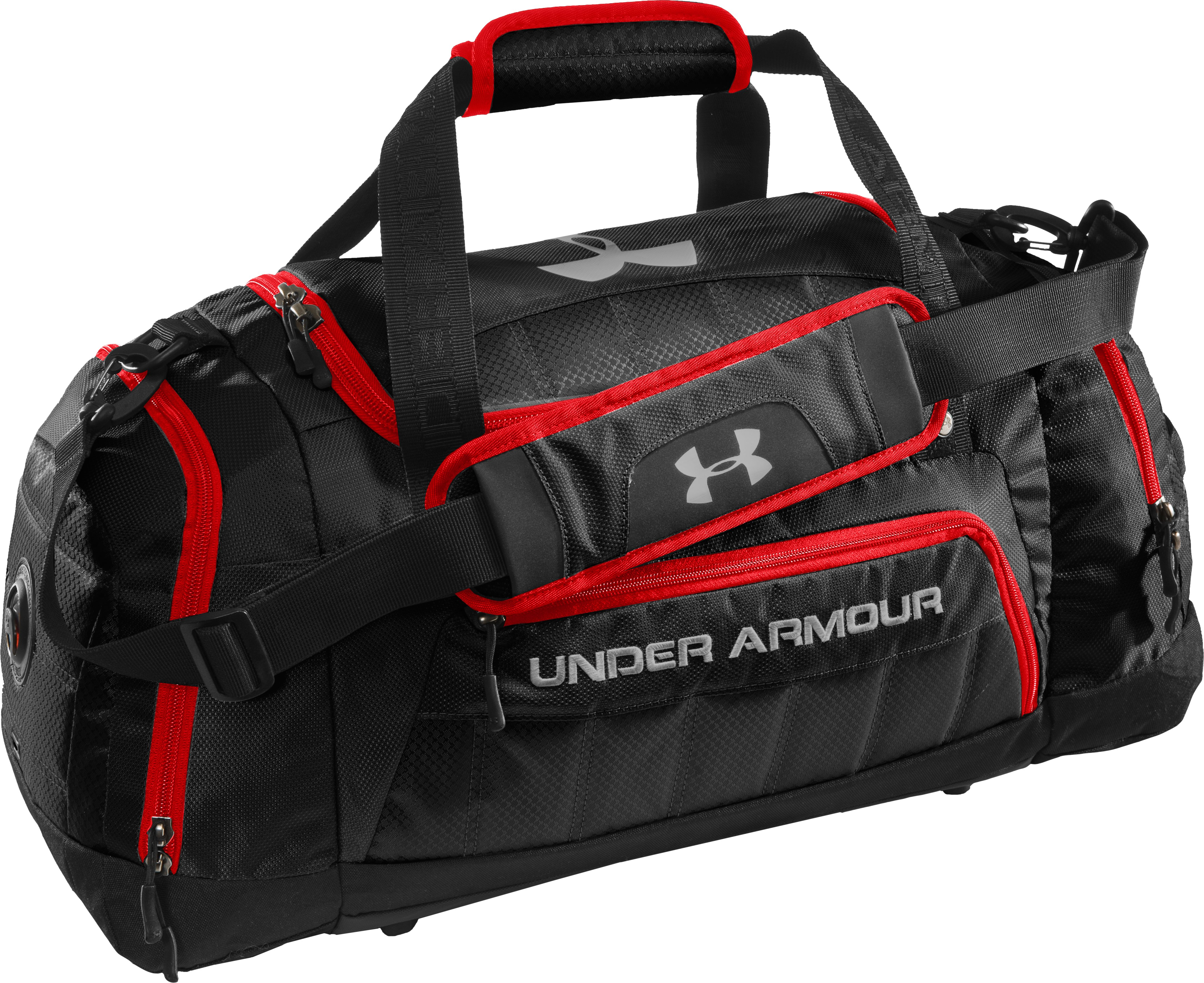 UA Locker Duffel, Black , zoomed image