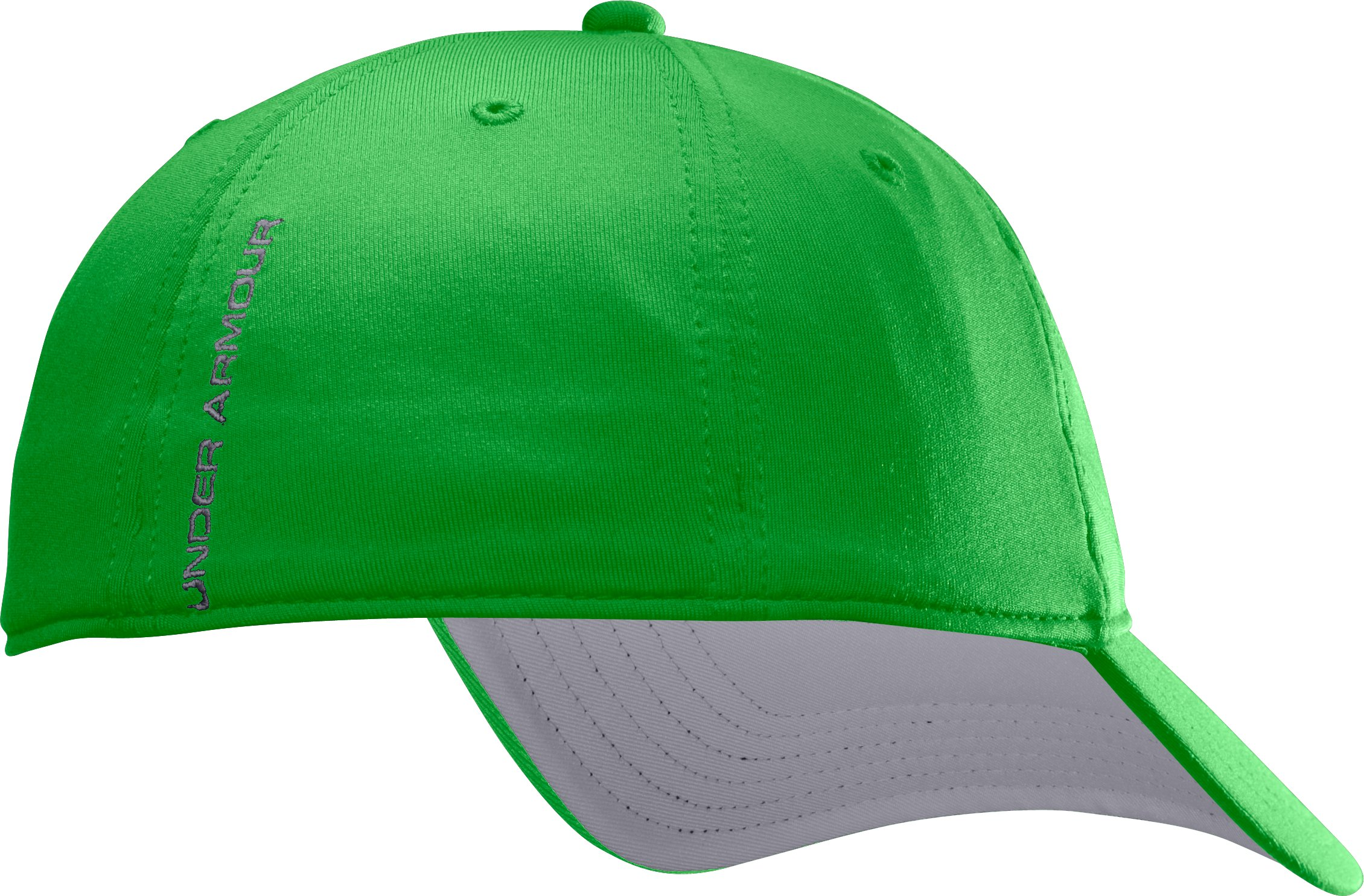 Men's coldblack® Golf Stretch Fit Cap, Tree Frog