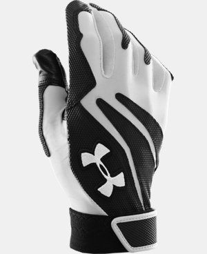 Men's UA Clean Up IV Batting Gloves  1 Color $14.24 to $18.99