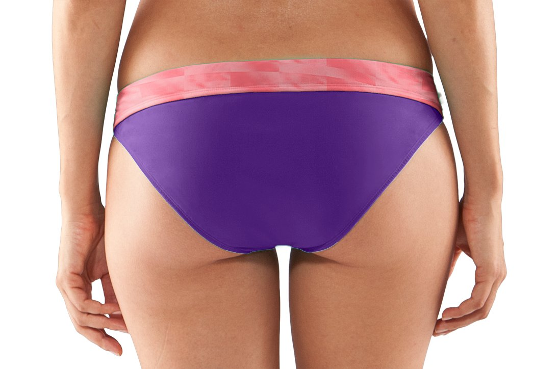 Women's UA Thaiband Bikini Bottom, Perfection, undefined