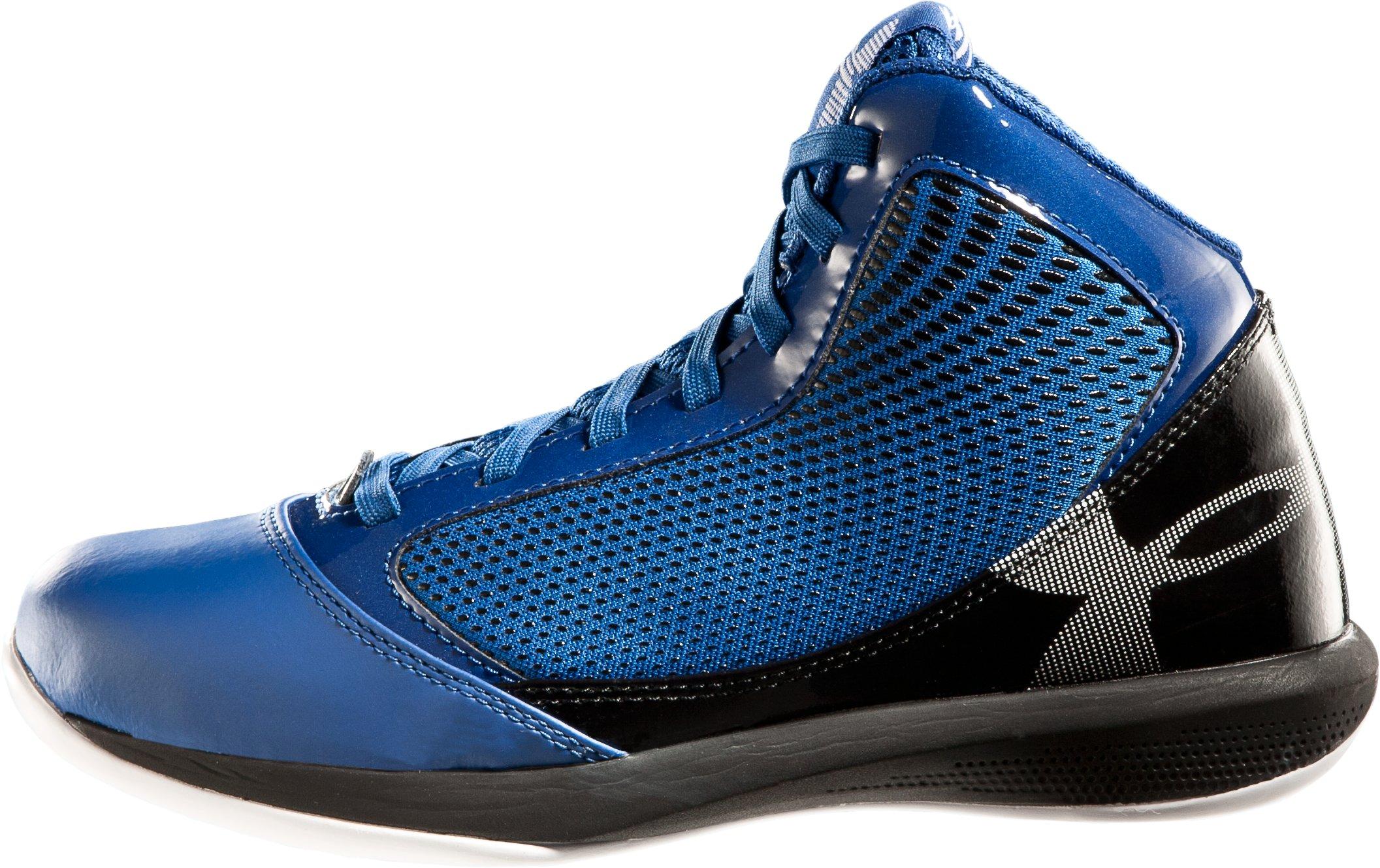 Under Armour Boys Grade School UA Jet Basketball Shoes