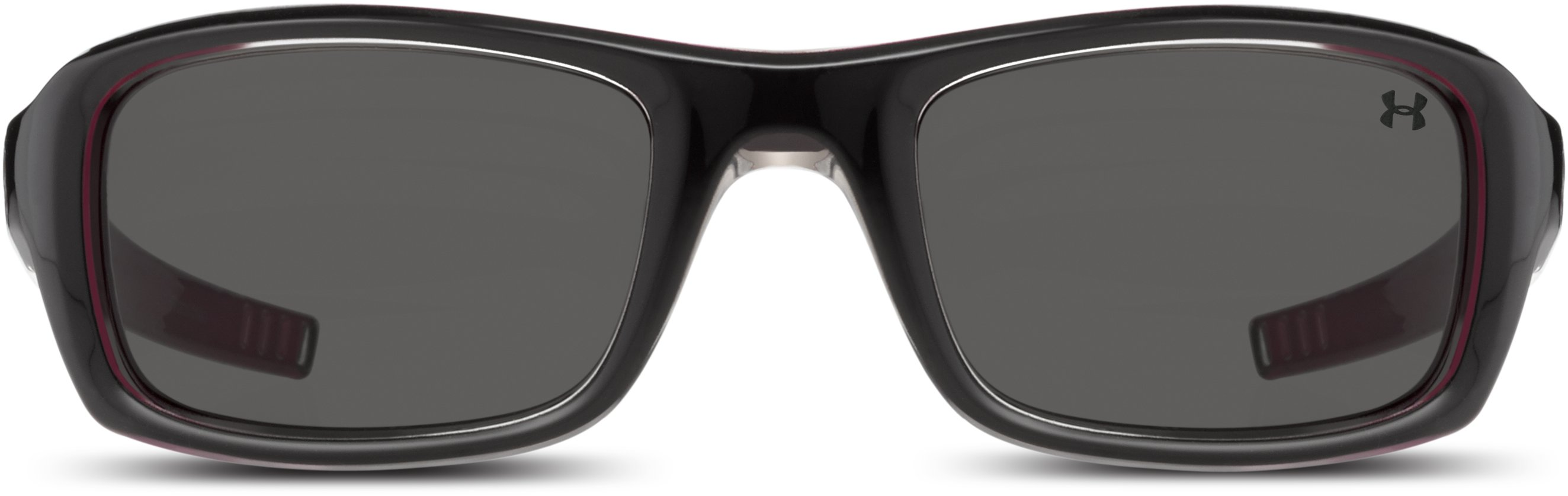 UA Surge Sunglasses, Shiny Black