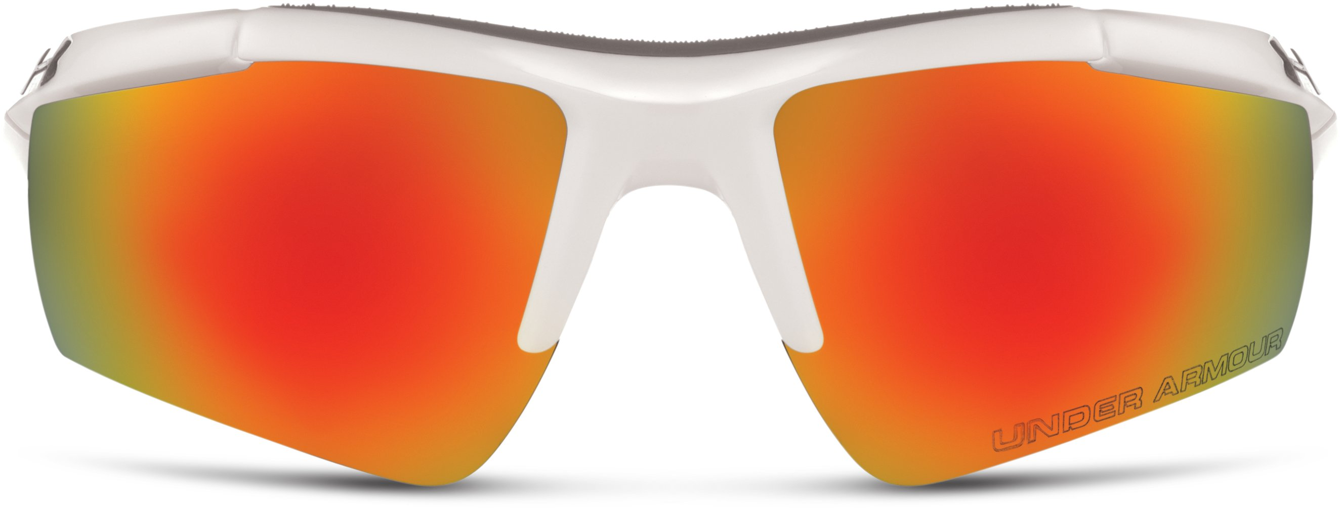 UA Core Sunglasses, Shiny White