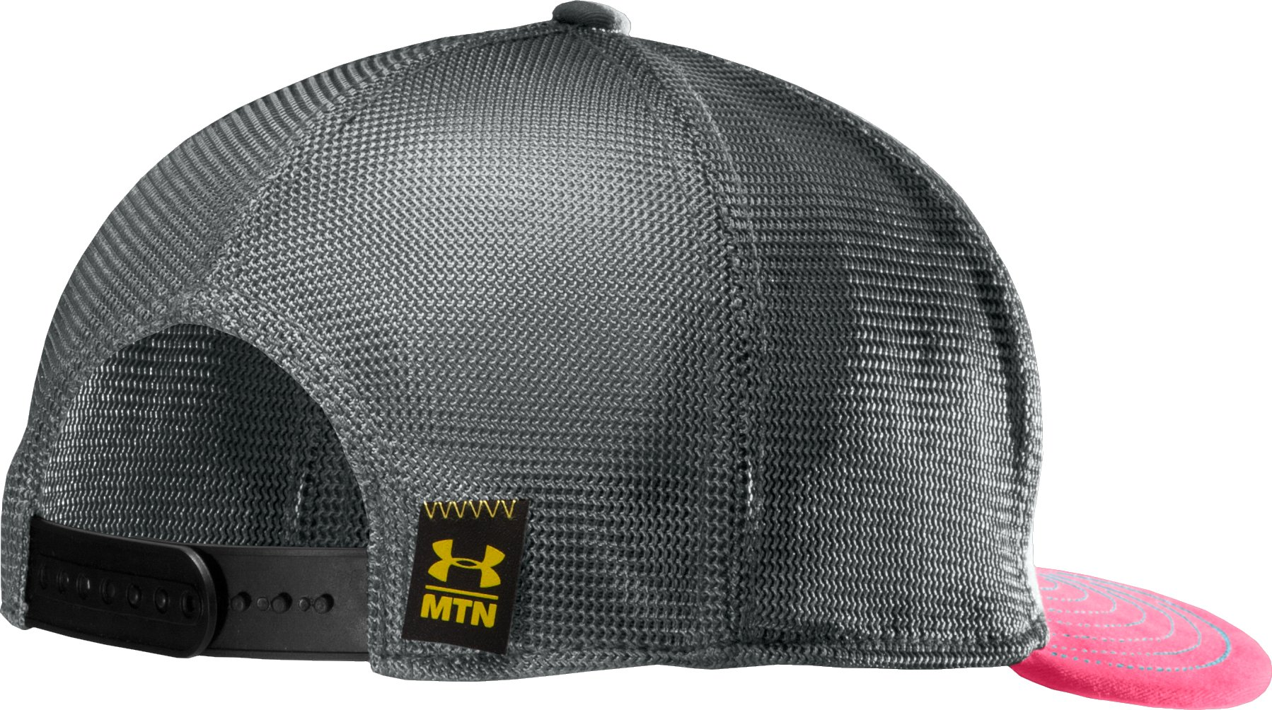 Men's UA MTN Snapback, Black , undefined