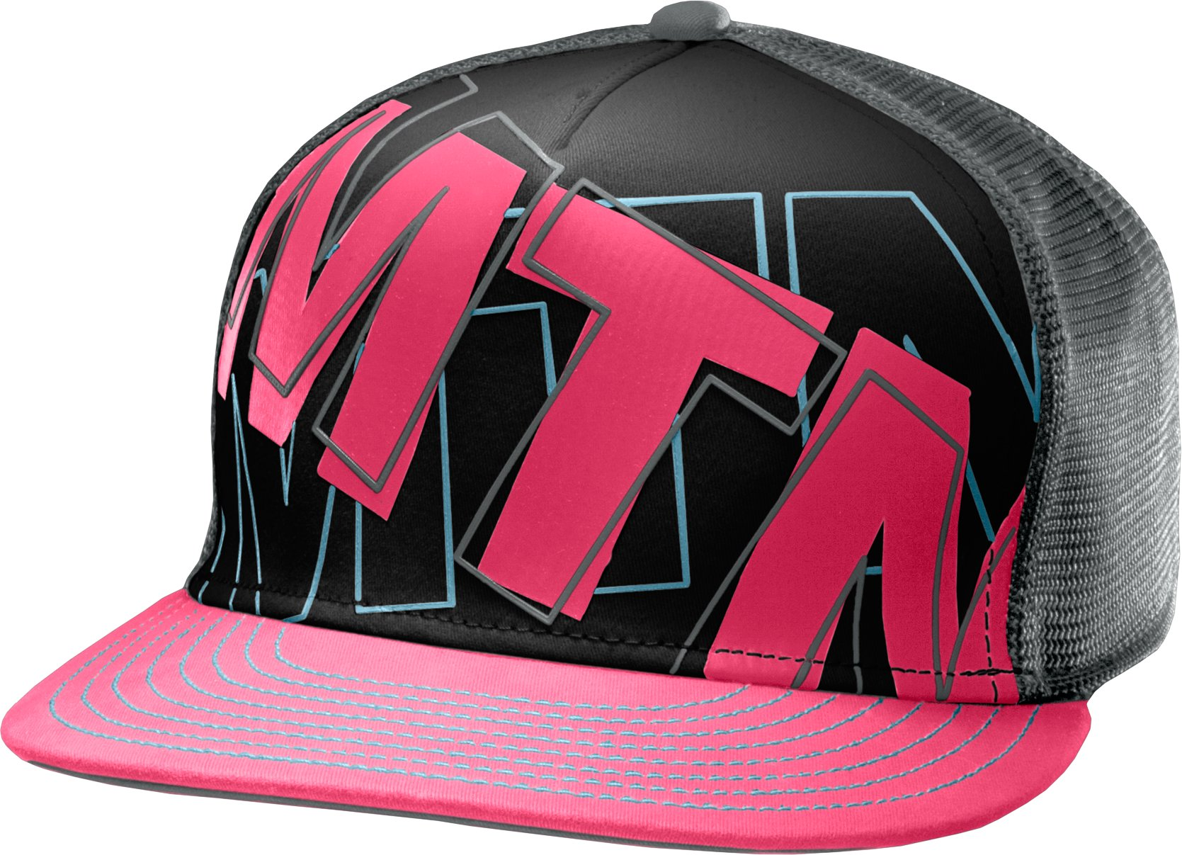 Men's UA MTN Snapback, Black