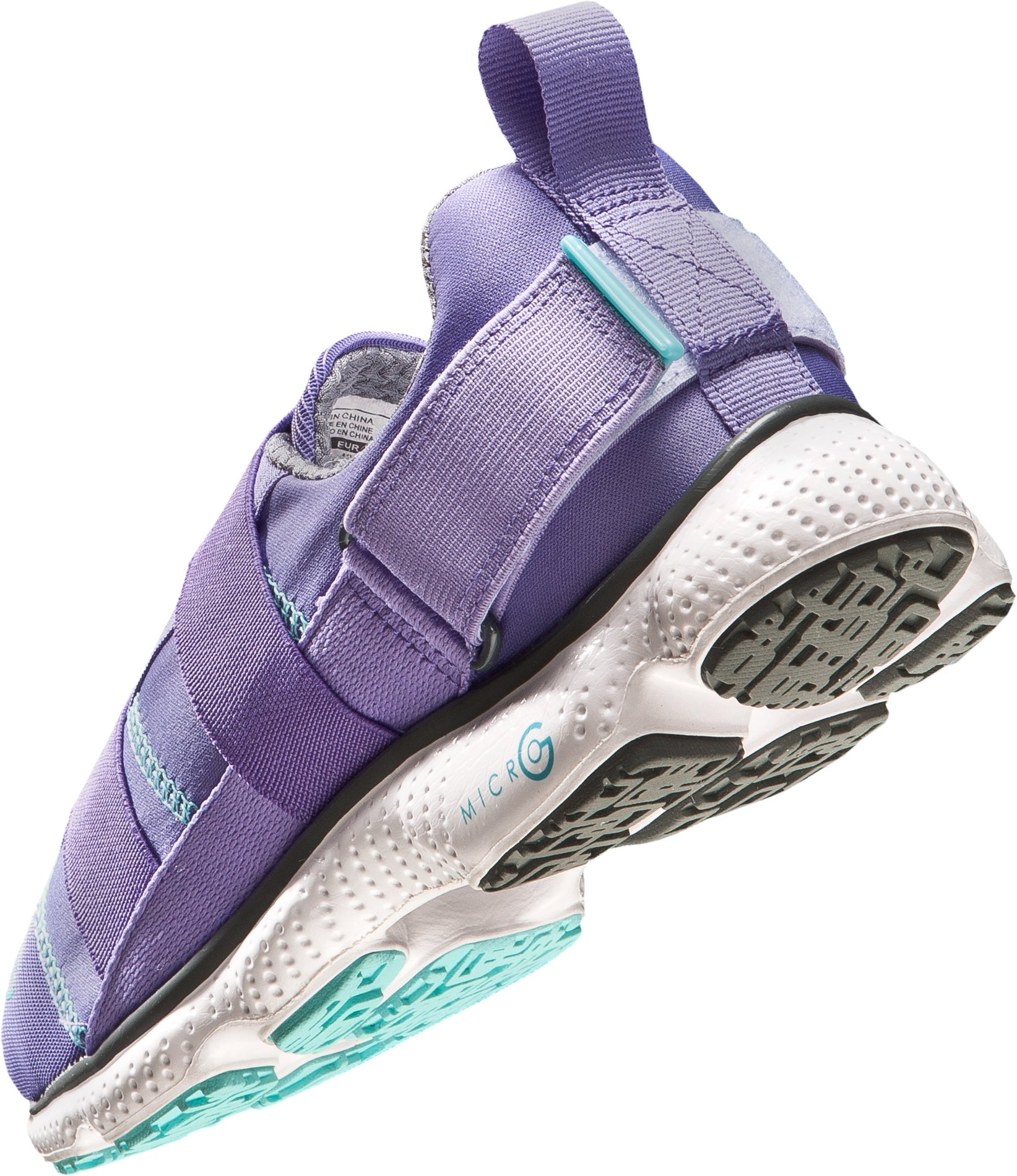 Women's UA Micro G® Strut Running Shoes, Celebrate